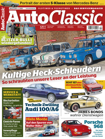 Auto Classic April 15, 2019 00:00