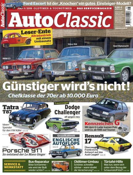 Auto Classic June 03, 2019 00:00