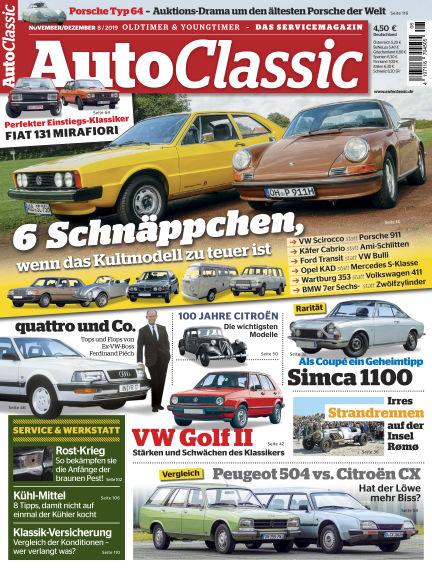Auto Classic October 14, 2019 00:00