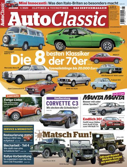 Auto Classic December 02, 2019 00:00