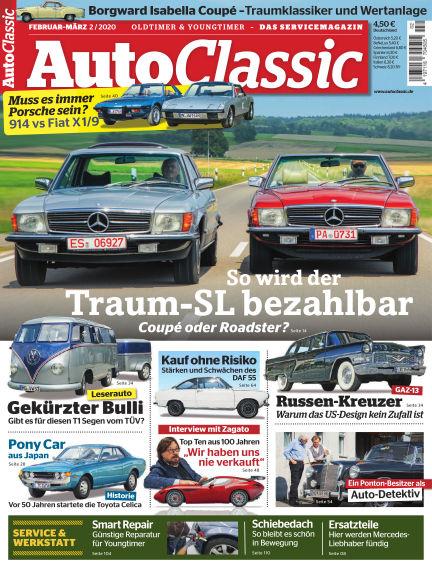Auto Classic January 28, 2020 00:00