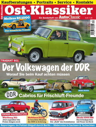 Auto Classic Ostklassiker