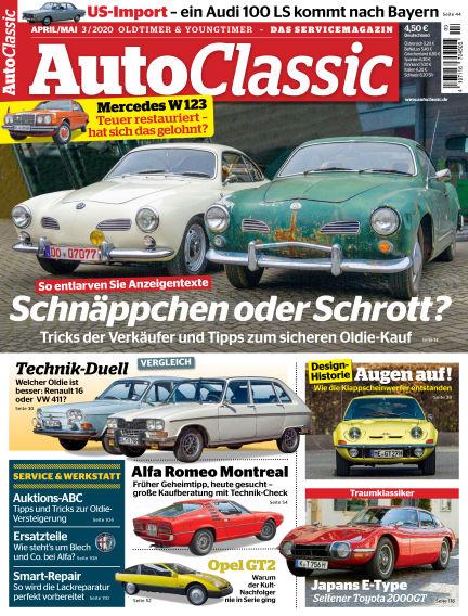 Auto Classic March 23, 2020 00:00