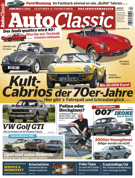 Auto Classic May 25, 2020 00:00