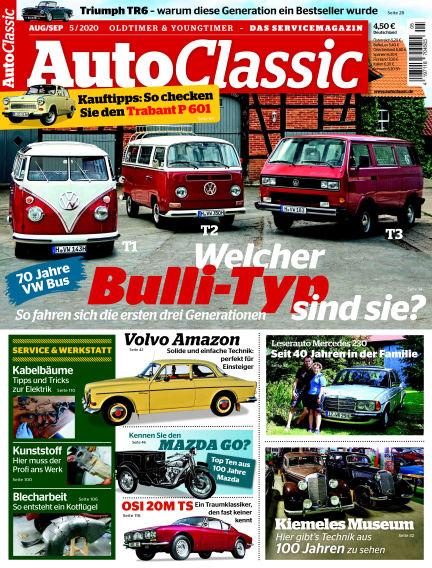 Auto Classic July 27, 2020 00:00