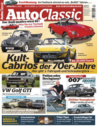 Auto Classic Ostklassiker 2020