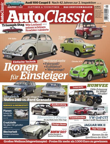 Auto Classic November 23, 2020 00:00