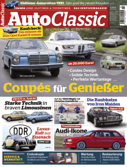 Auto Classic January 25, 2021 00:00