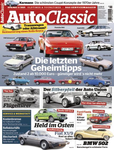 Auto Classic March 22, 2021 00:00