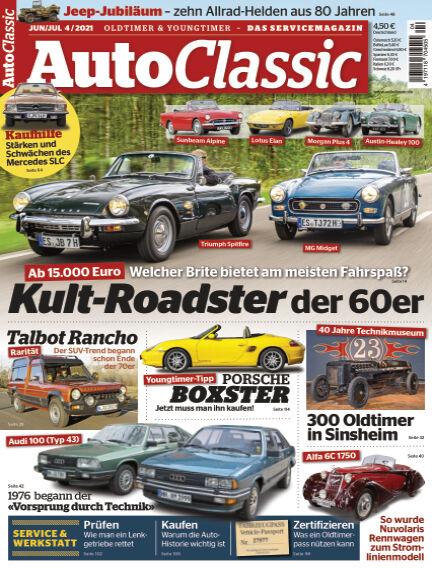 Auto Classic May 21, 2021 00:00