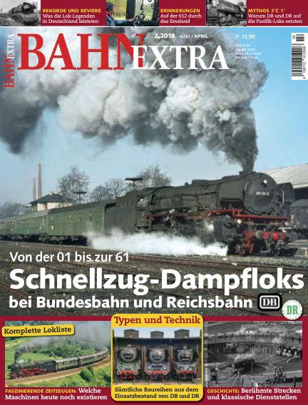 Bahn Extra February 17, 2018 00:00