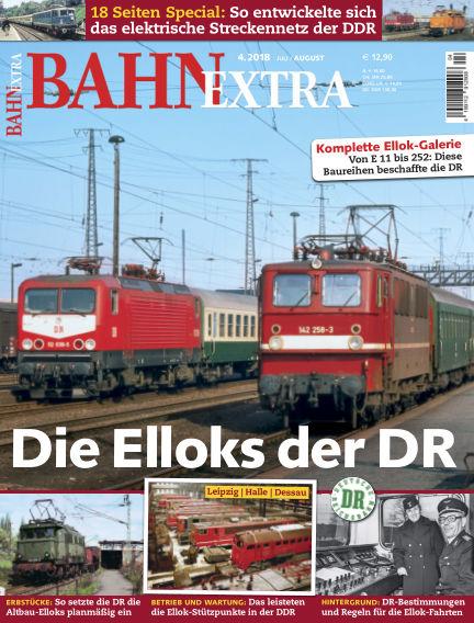 Bahn Extra June 14, 2018 00:00