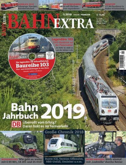 Bahn Extra December 13, 2018 00:00