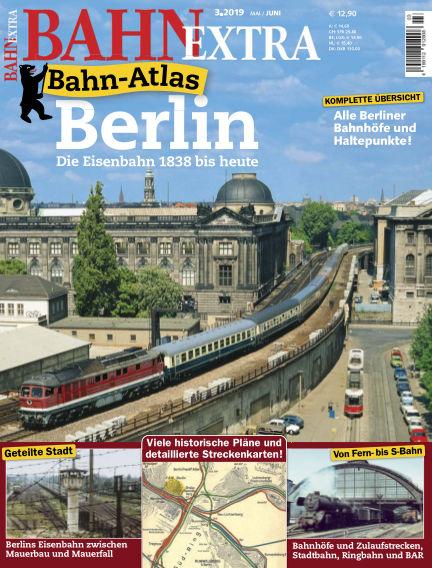 Bahn Extra April 11, 2019 00:00