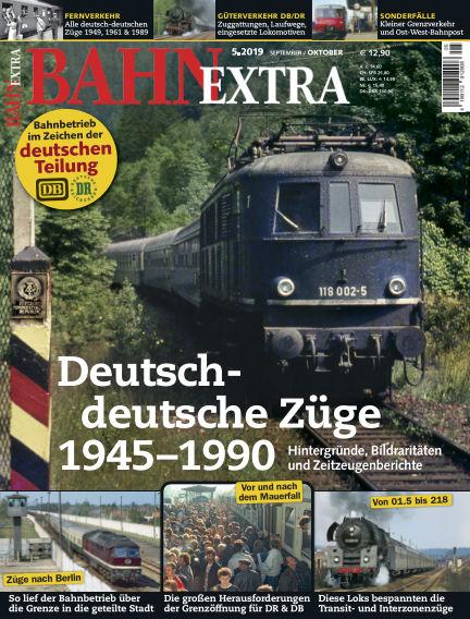 Bahn Extra August 16, 2019 00:00