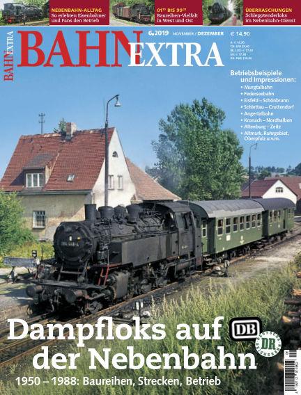 Bahn Extra October 17, 2019 00:00