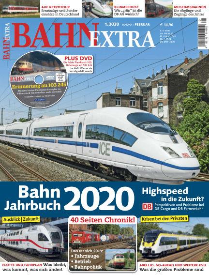 Bahn Extra December 12, 2019 00:00