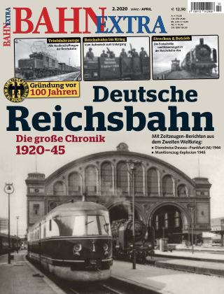 Bahn Extra Deutsche_Reichsbahn