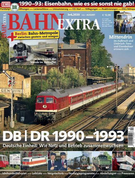 Bahn Extra June 12, 2020 00:00