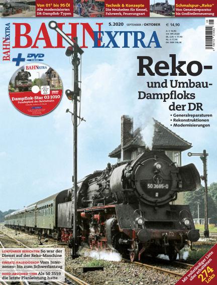 Bahn Extra August 13, 2020 00:00