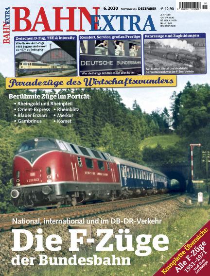 Bahn Extra October 15, 2020 00:00