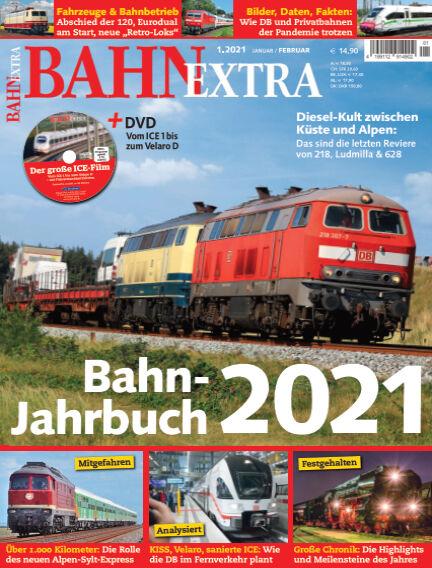 Bahn Extra December 10, 2020 00:00