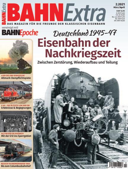 Bahn Extra February 19, 2021 00:00