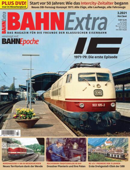 Bahn Extra April 23, 2021 00:00