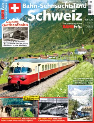 Bahn Extra Bahn-Sehnsuchtsland