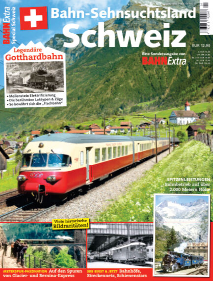 Bahn Extra July 07, 2021 00:00