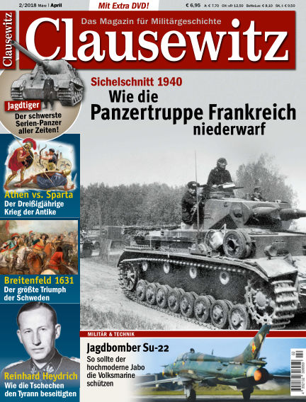 Clausewitz February 17, 2018 00:00