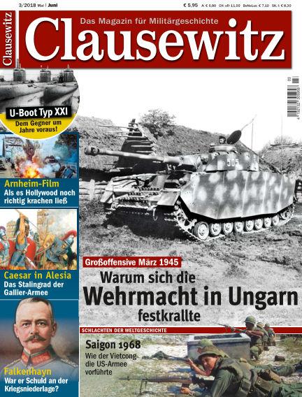 Clausewitz April 16, 2018 00:00