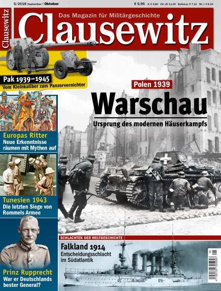 Clausewitz August 06, 2018 00:00