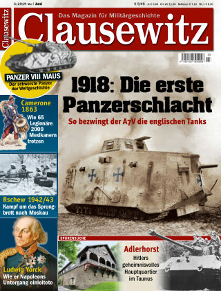 Clausewitz 03_2019