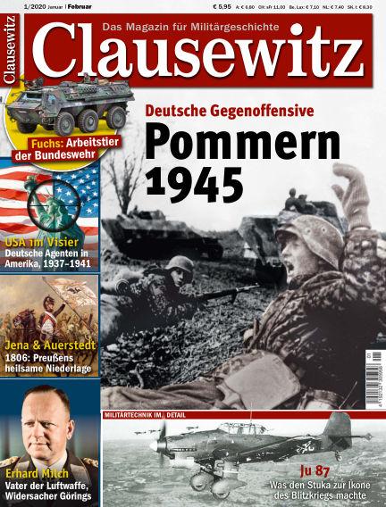 Clausewitz December 02, 2019 00:00