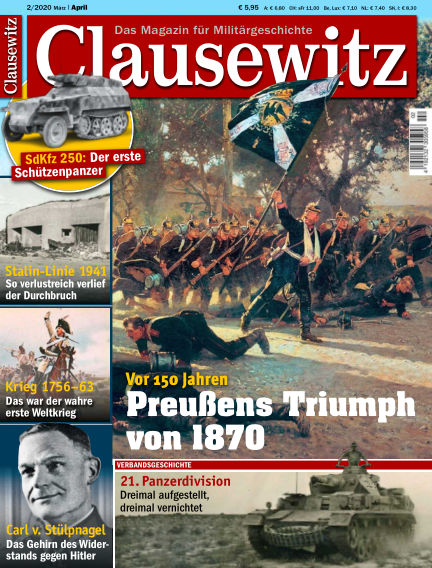 Clausewitz February 10, 2020 00:00