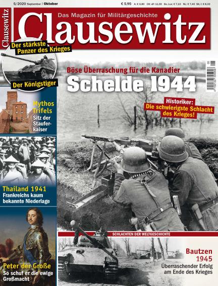 Clausewitz August 03, 2020 00:00