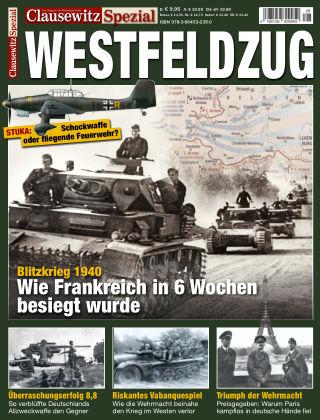 Clausewitz Westfeldzug
