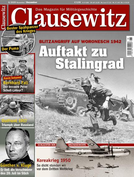 Clausewitz September 28, 2020 00:00