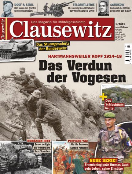 Clausewitz November 30, 2020 00:00