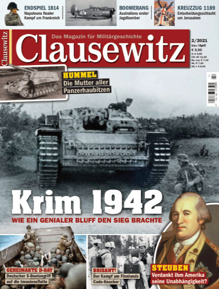 Clausewitz February 01, 2021 00:00