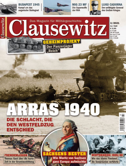 Clausewitz April 06, 2021 00:00