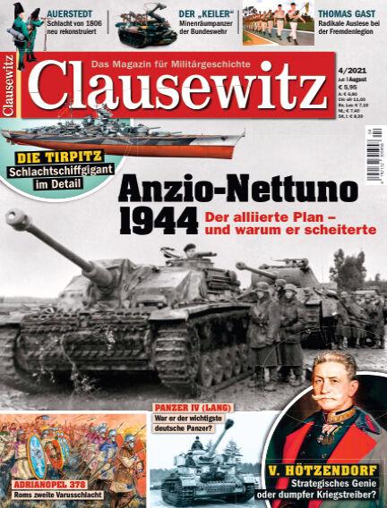 Clausewitz June 07, 2021 00:00
