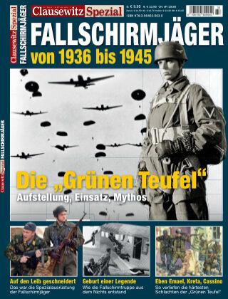 Clausewitz Fallschirmjäger