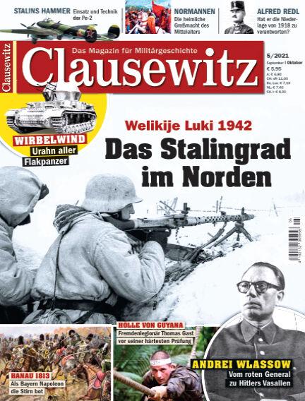 Clausewitz August 02, 2021 00:00