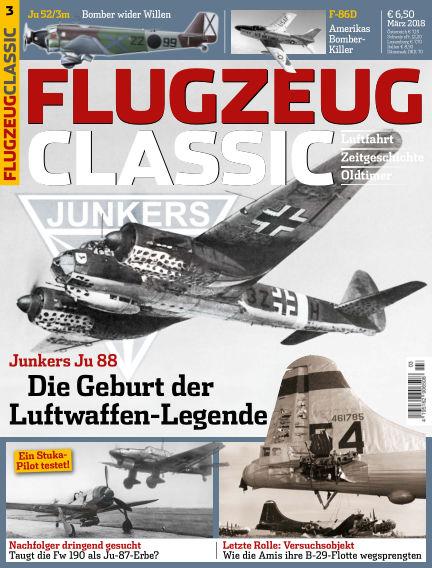 Flugzeug Classic February 24, 2018 00:00