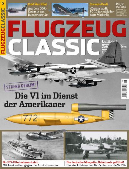 Flugzeug Classic April 16, 2018 00:00