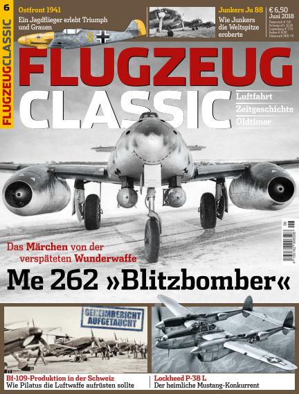 Flugzeug Classic May 14, 2018 00:00