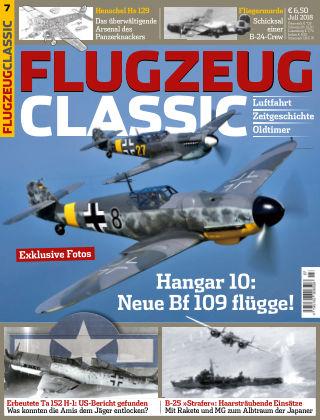 Flugzeug Classic 07_2018