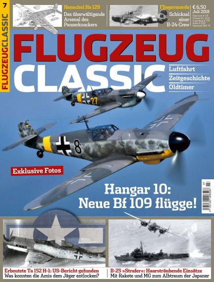 Flugzeug Classic June 11, 2018 00:00